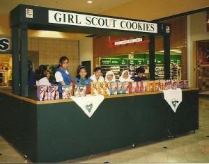 Girl Scout Cookie Sales0001