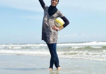 Summer is here; time to break out the Burkini
