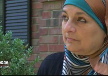 Fox 46 – A local Muslim woman returns from the RNC